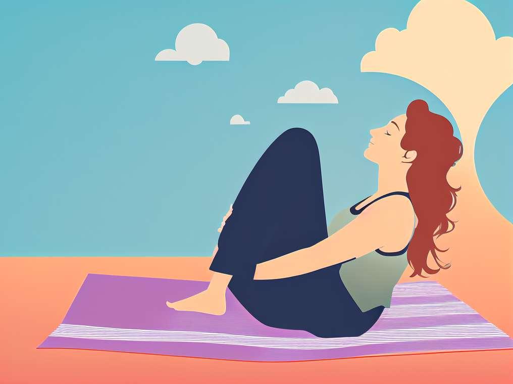 Top 5 karcsúsító jóga testtartás