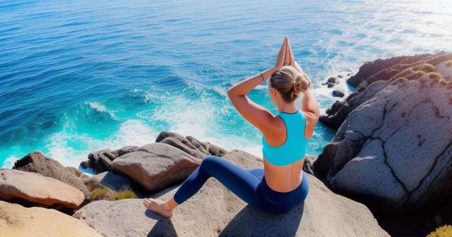 Vær mer oppmerksom på dine handlinger med yoga