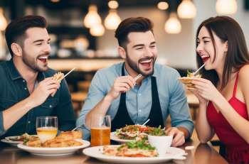健康的な食事の秘密