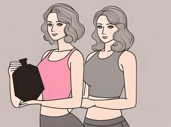 Vältä rintakipua harjoituksen jälkeen
