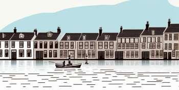 Parazitai potvynių vandenyje