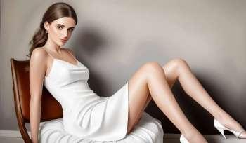 Katso hieno, vaikka sinulla on lyhyet jalat ...