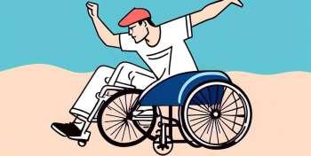 Протеза за параолимпийски атлети