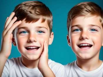 Kegelapan malam pada kanak-kanak (selepas gempa bumi)