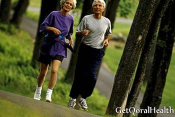 व्यायाम, बुजुर्गों के मानसिक स्वास्थ्य में प्रभाव कारक