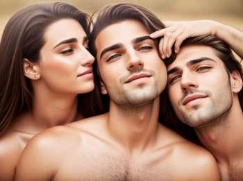 काल्पनिक जो दोनों लिंगों के लिए खुशी का वादा करता है ...