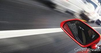 Visual impairment will not be a risk factor when driving