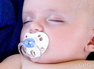 Pacifier abuse is harmful to health