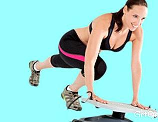 You'll have buttocks and toned legs with these exercises