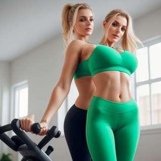 5 vježbi s prsnim trakama