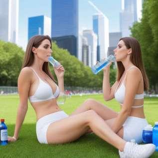 Kaip hidratuoti lenktynėms?