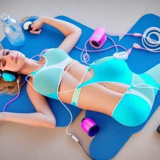 ออกกำลังกายโดยไม่มีการสนับสนุน?
