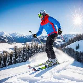 5 vintersport for at forbrænde fedt