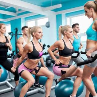 Prvýkrát v telocvični?