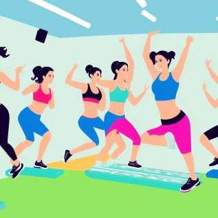 Pratique exercício sem esgotar