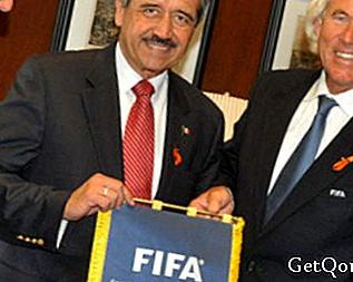 FIFA interested in the Soccer for Health program in Mexico