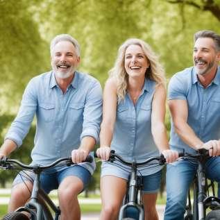 Que fait le vélo pour votre santé?