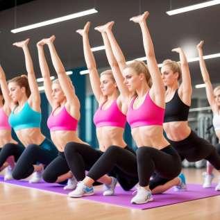 Eliminerer fedt med 6 bevægelser