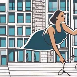 3 latihan asas untuk menarik kaki anda