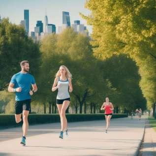 5 petua untuk mendapatkan tenaga sebelum perlumbaan