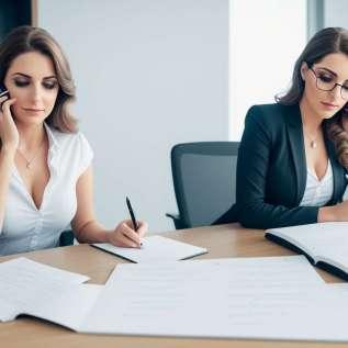 4 exercices à faire devant votre bureau