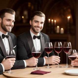 1. Wähle aus, wer und wo du trinken möchtest
