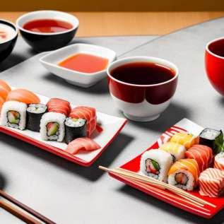 Kodėl gera valgyti suši?