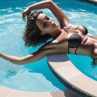 Ce să faci pentru a purta un bikini?