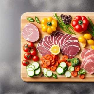 5 штете за јело кобасица