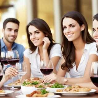 Tips for å spise ute og leve sammen
