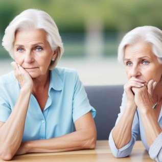 Opgivelsen af ældre er en vold