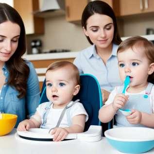 Berig børnens mad