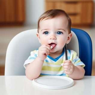 المبالغ الصحيحة لإدخال الأطعمة الجديدة للطفل
