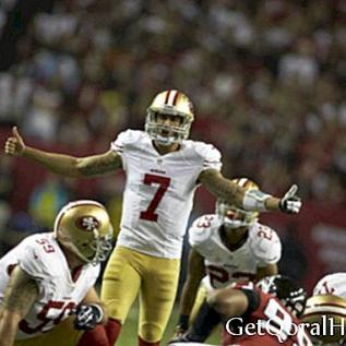 Colin Kaepernick, aiz Super Bowl