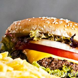 Latihan vs makanan lemak