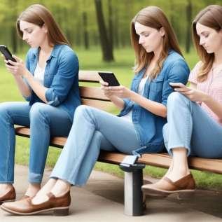 Oplev med din smartphone, hvis du er glad