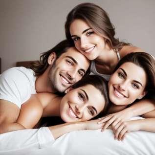 Ženske se smejejo več kot moški?