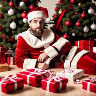 Die Krankheiten des Weihnachtsmanns