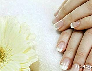 Nails reflect your health