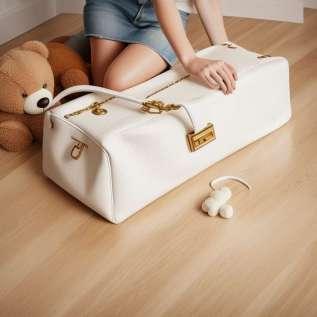 Hvad er din taske lavet af?