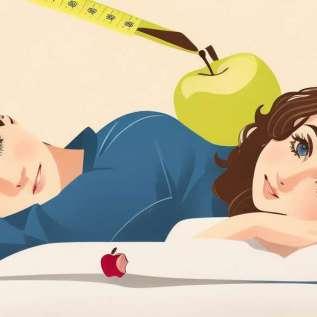 Gendan din ideelle vægt