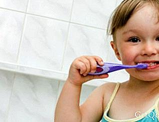 5 tips for children's hygiene