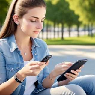 Est-ce que vous écrivez des messages texte incohérents?