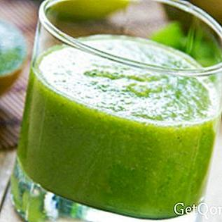 Zelený smoothie
