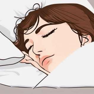 Bagaimana tidur untuk mengelakkan keriput?