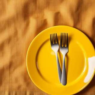 Les couverts influencent le goût des aliments