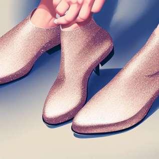 الفضة في حذائك