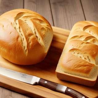 Vytvářejí chléb, který trvá 60 dní