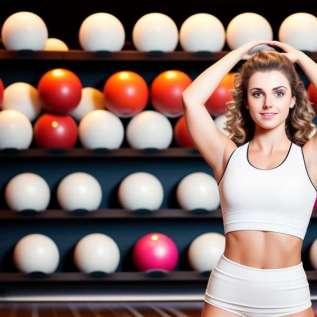 1. Jouer au bowling = 90 calories brûlées