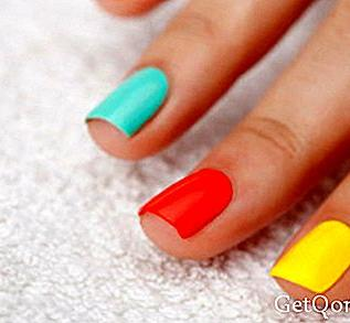 What do you do to paint your nails without side effects?